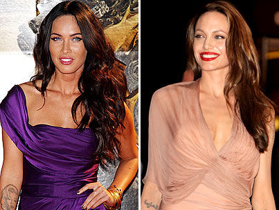 Megan Fox Wants to Take a Crack at Angelina Jolie