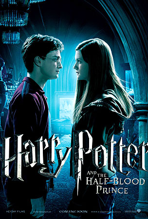 Harry Potter and the Half-Blood Prince: New Posters—and Secrets!