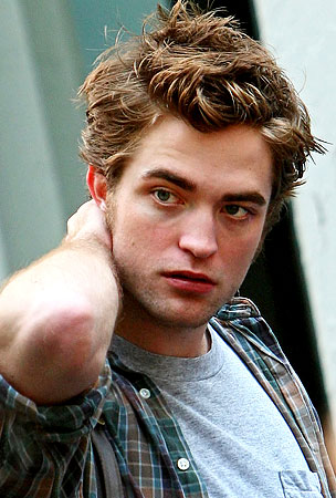 Robert Pattinson Works Hard For The Money
