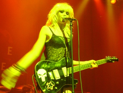 EXCLUSIVE PICS: Taylor Momsen Gets Pretty Reckless in Dallas