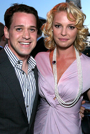 Grey's Anatomy: T.R. Knight Out, Katherine Heigl In