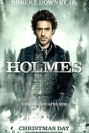 New 'Sherlock Holmes' Posters!