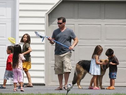 Jon Gosselin Celebrates Father's Day