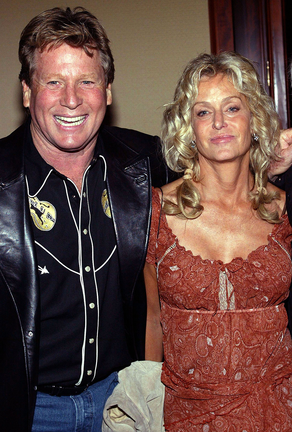 Farrah Fawcett and Ryan O'Neal To Wed?