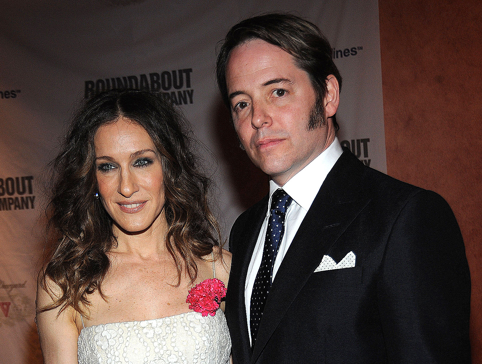 Sarah Jessica Parker and Matthew Broderick Welcome Twins