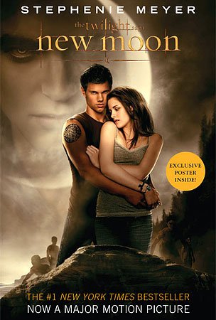 Taylor Lautner and Kristen Stewart Have 'New Moon' Covered