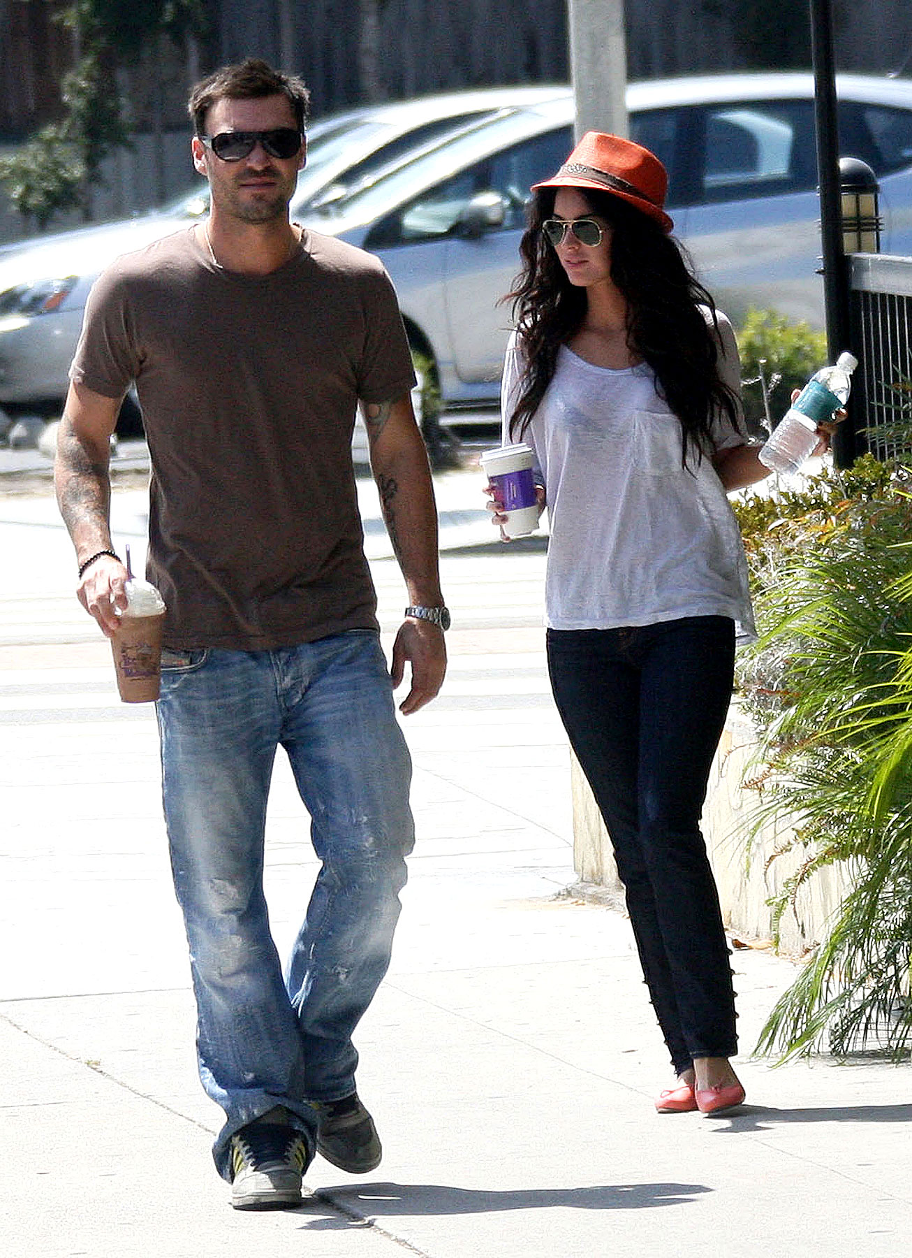 PHOTO GALLERY: Megan Fox and Brian Austin Green Together Again