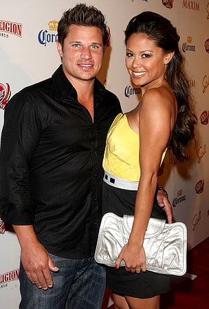 Nick Lachey and Vanessa Minnillo: It's Over!