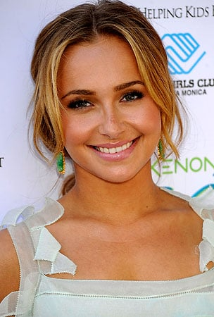 VIDEO: Hayden Panettiere Has a Whale of a Time