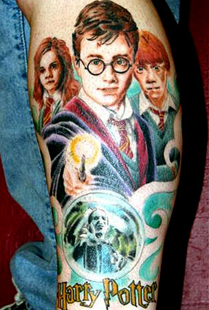PHOTO GALLERY: Fans with Celebrity Tattoos