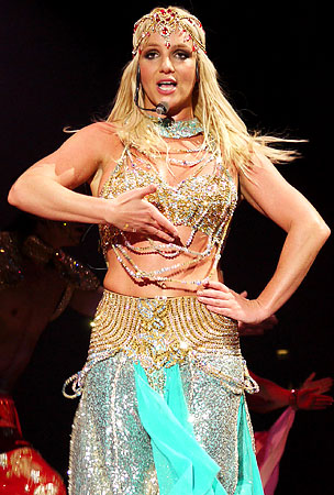 Britney Spears Announces New Circus Support Acts