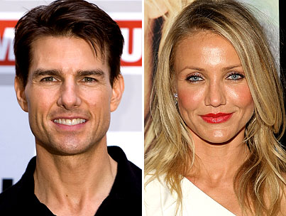 Cameron Diaz Can't Wait To Work With Tom Cruise