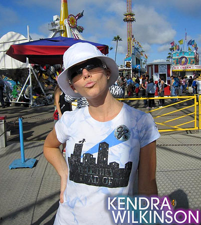 All's Fair for Kendra Wilkinson