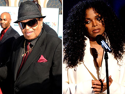 VIDEO: Janet and Joe Jackson Remember Michael at the BET Awards