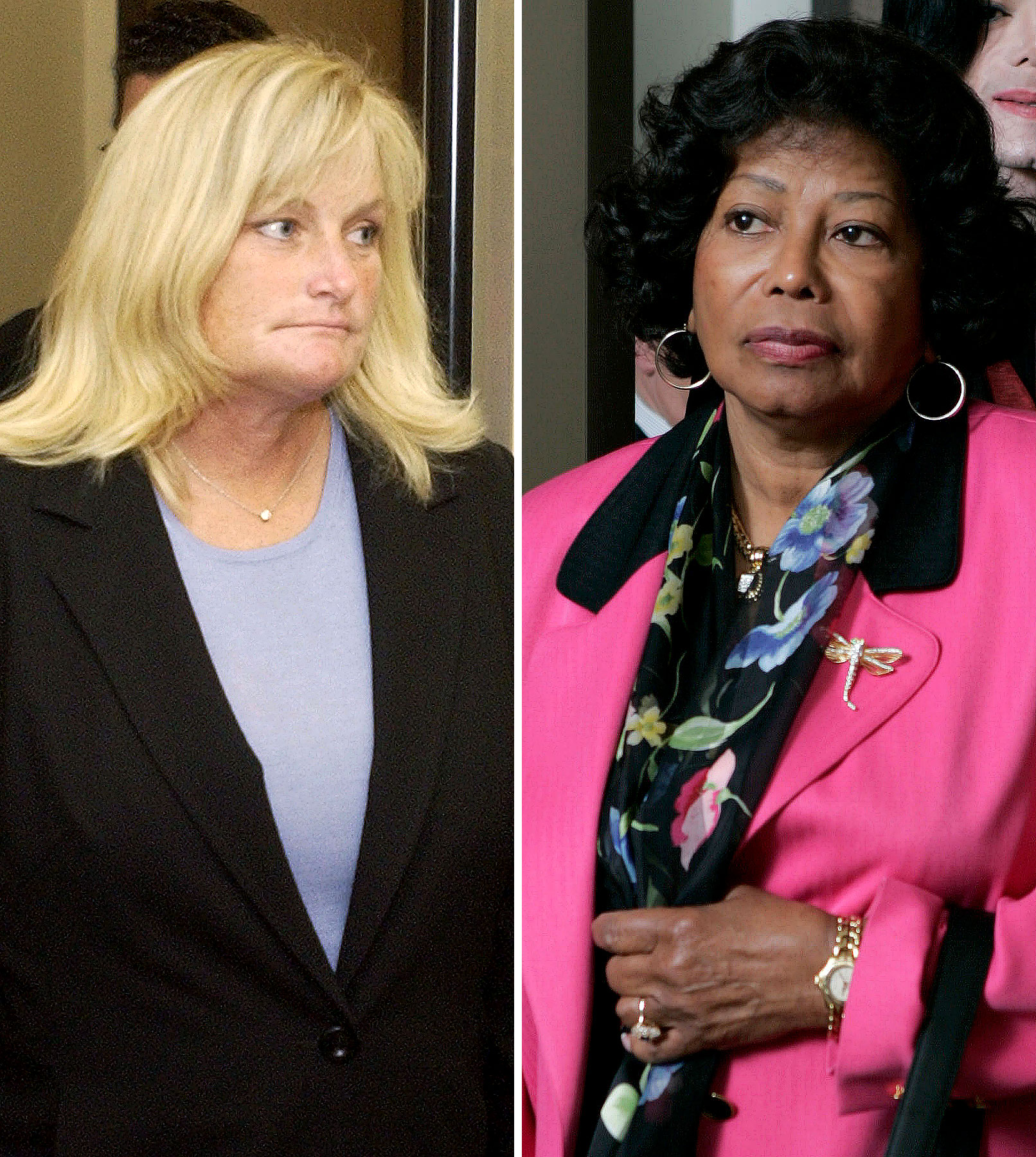 Michael Jackson's Mother Receives Temporary Custody of His Kids