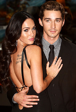 Shia LaBeouf and Megan Fox: Real Life Couple?