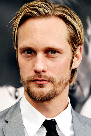 """VIDEO: Alexander Skarsgård Says 'Twilight' Vampires Are """"Cute"""""""