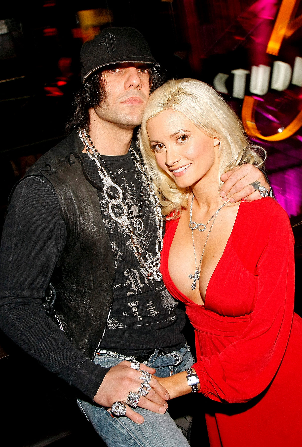 The Magic is Back For Criss Angel and Holly Madison