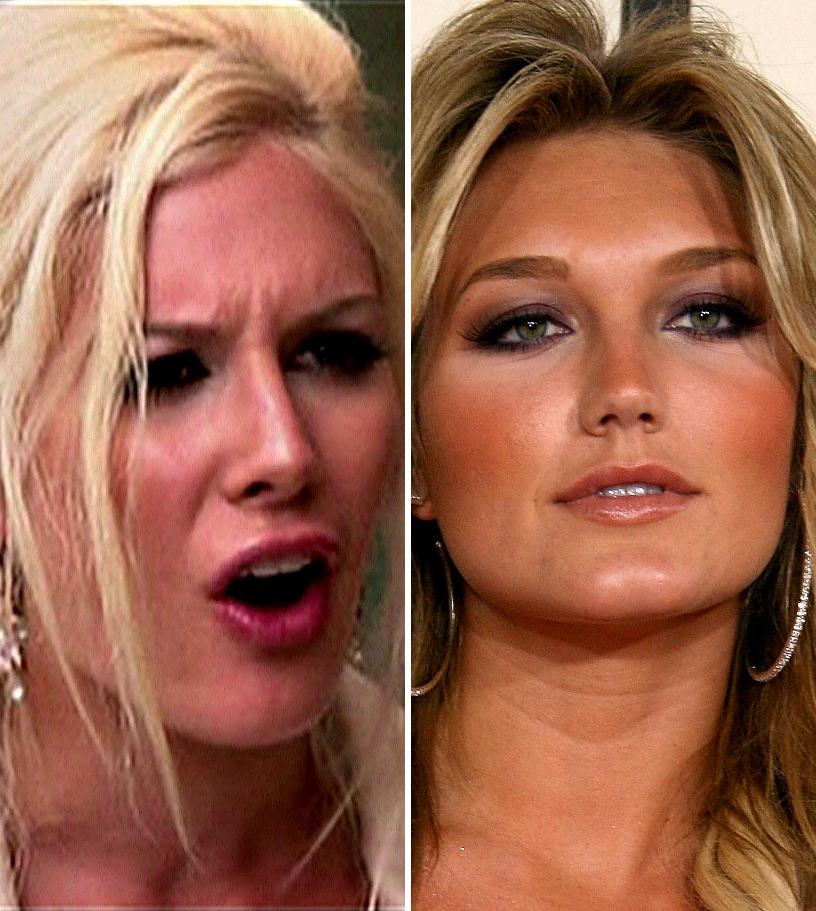 Brooke Hogan vs. Heidi Montag: Oh Yeah, it is SO on