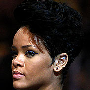 Rihanna Needled by Authorities in Tattoo Investigation