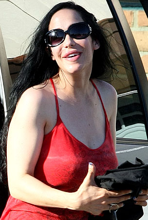 REPORT: Michael Jackson Wanted to Adopt Octomom's Babies