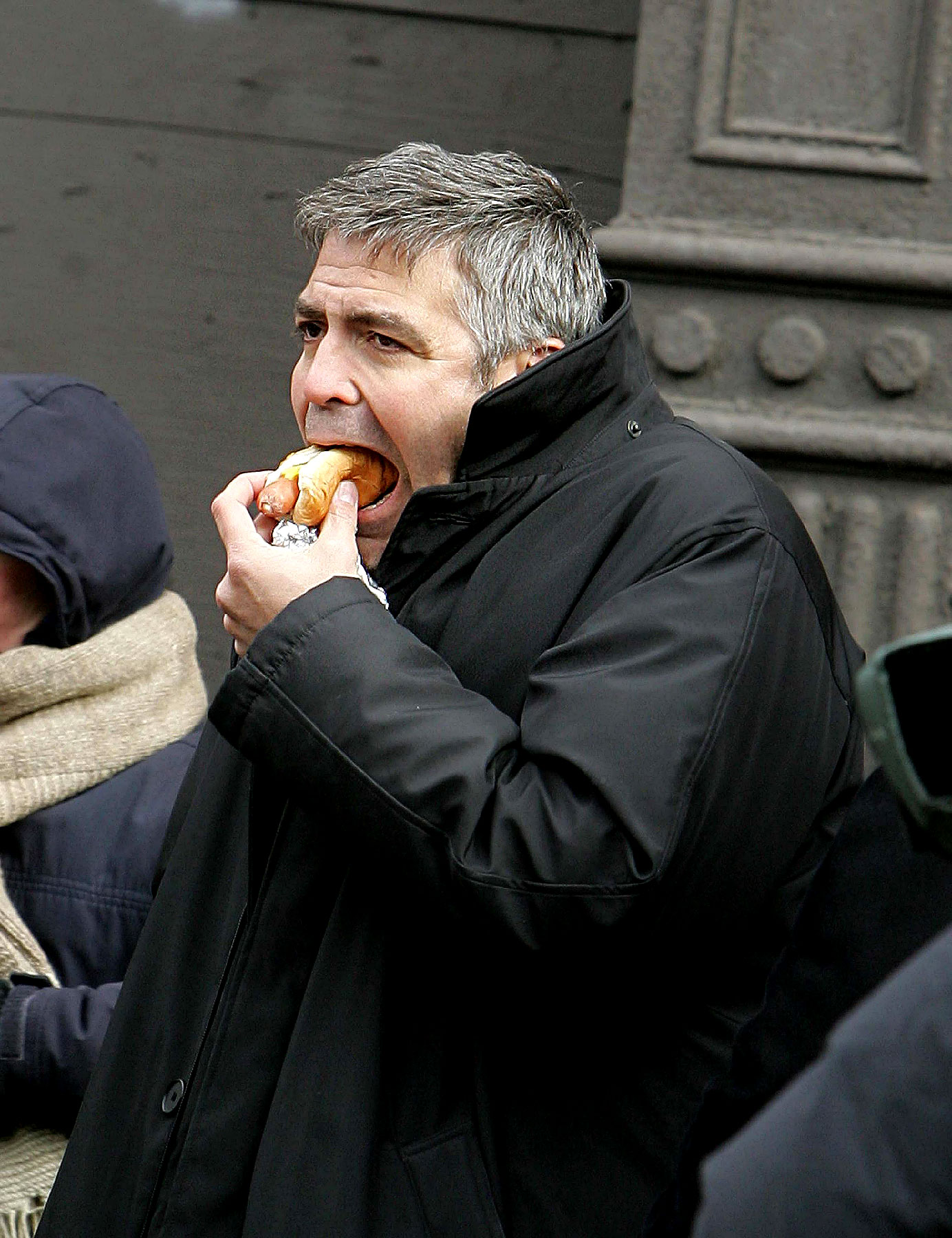 Hot Dog! Celebrity Wiener Eaters (PHOTOS)