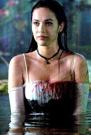 VIDEO: Megan Fox Looks Totally Killer In 'Jennifer's Body'