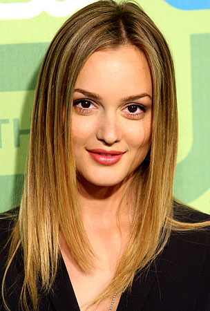 Leighton Meester Has Plenty of 'Body Control'