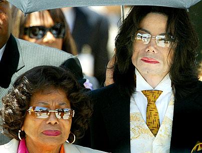 Judge Denies Katherine Jackson's Bid for Control of MJ's Estate