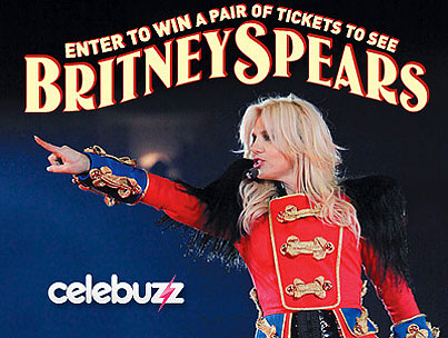 Win Tickets to See Britney Spears in Concert!