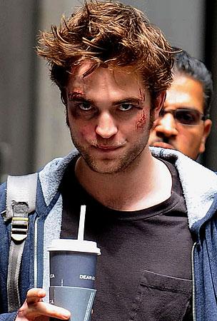 Robert Pattinson Is Bloody Sexy