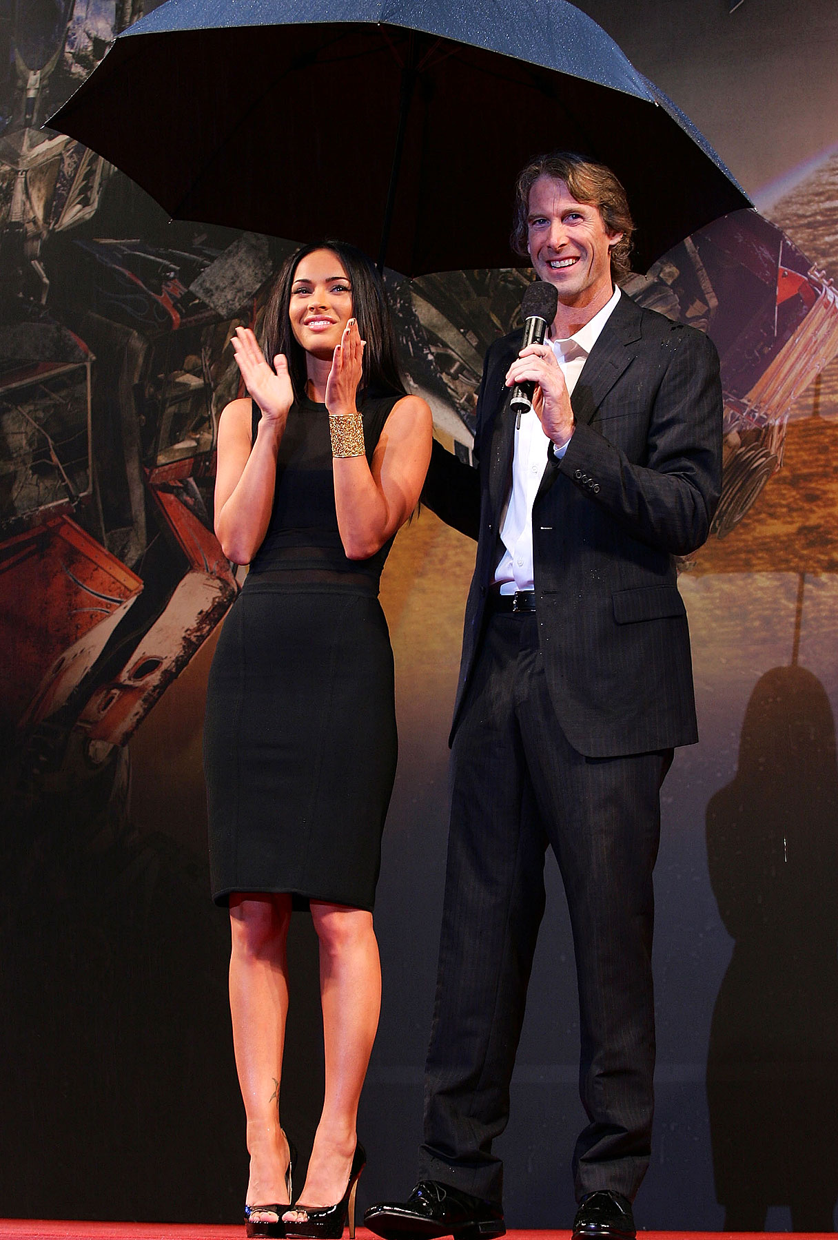 Michael Bay Has Secret Megan Fox Footage