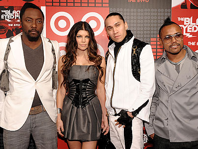 Black Eyed Peas Admit to Using Track Without Permission