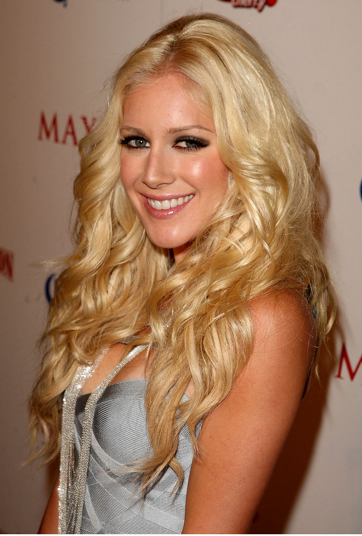 Heidi Montag's Gonna Work it All Out
