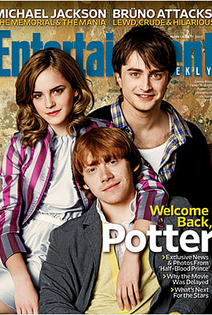 The Harry Potter Cast Has 'Entertainment Weekly' Covered