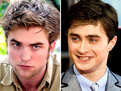 "Dan Radcliffe: ""Rob Pattinson Is A Better Sex Symbol"""