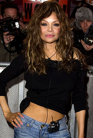Report: La Toya Jackson Says She Knows Who Murdered Michael