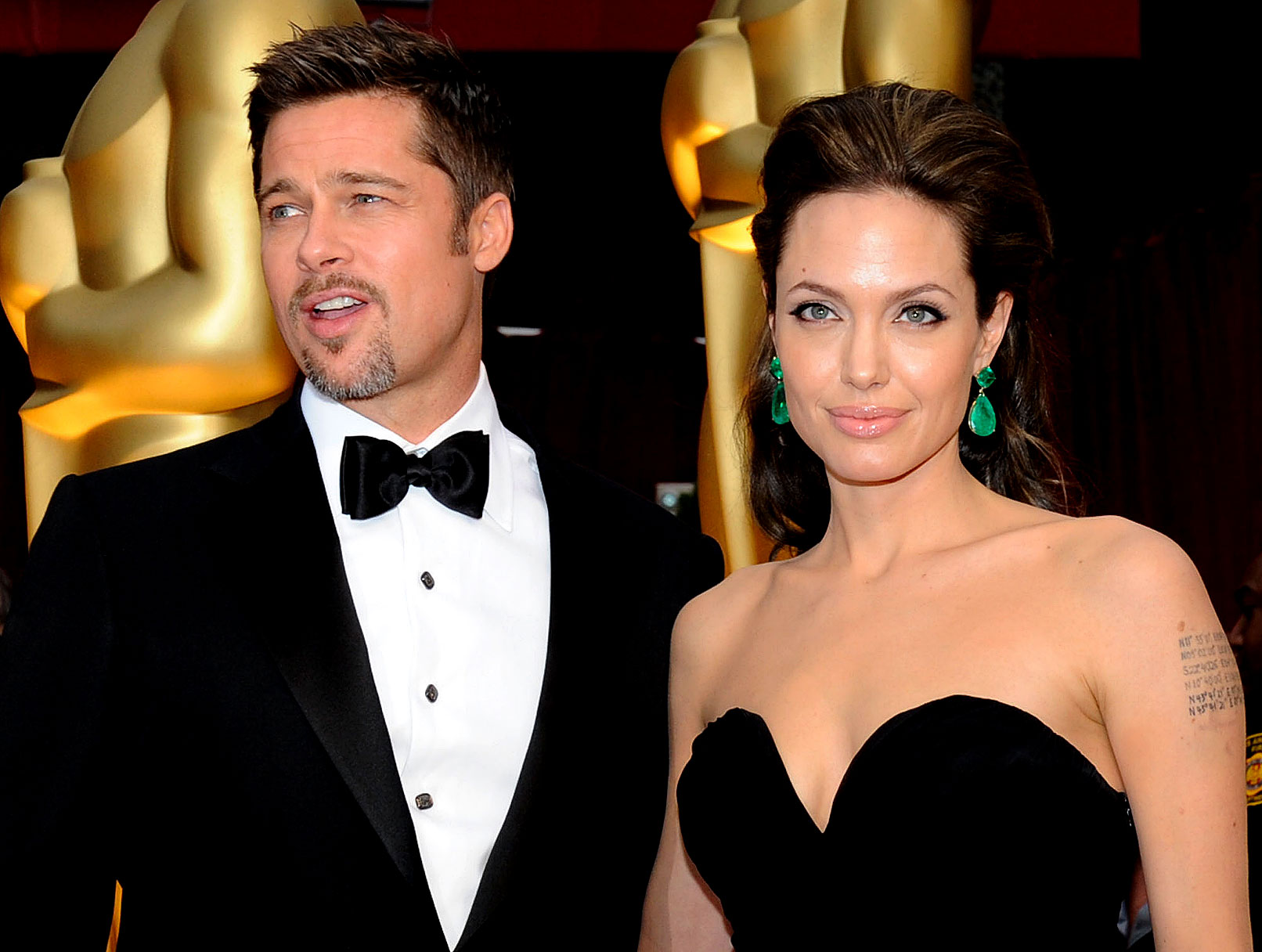Report: Brad and Angelina May Drop $25 Million on New York Home