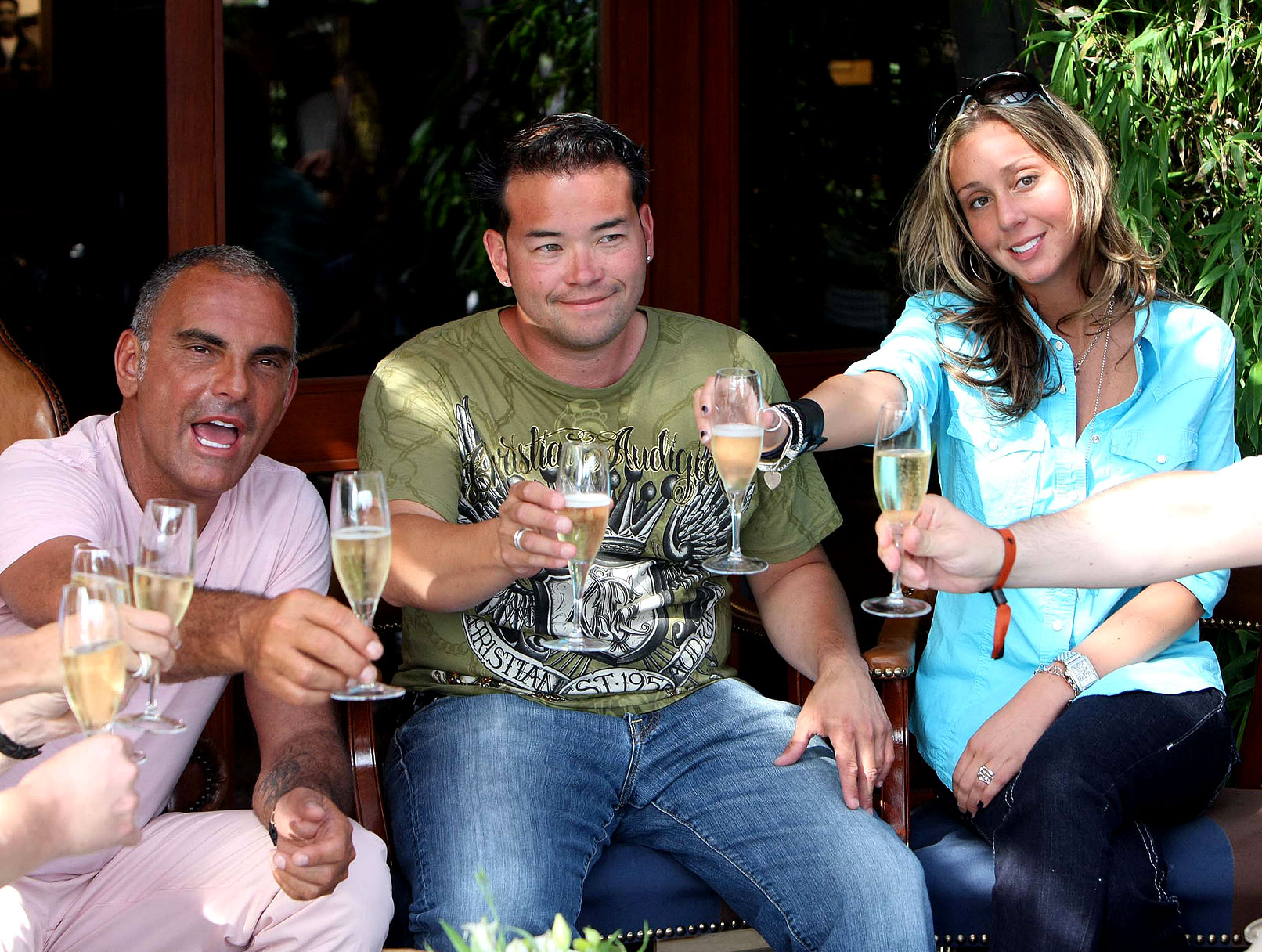 Jon Gosselin Ditches New Girlfriend, Runs Up Epic Bar Tab