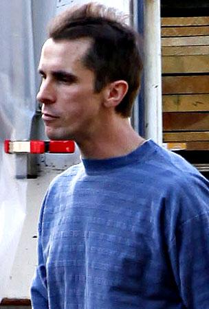 Christian Bale Is Kinda Skinny