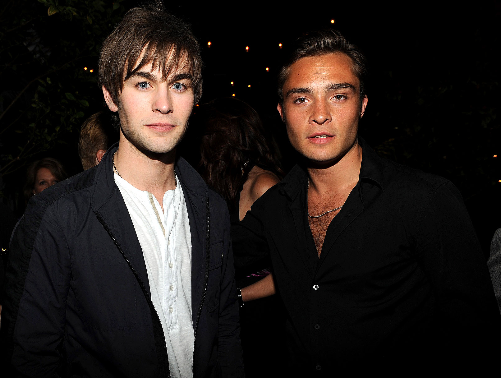 Chace Crawford Abandons Ed Westwick