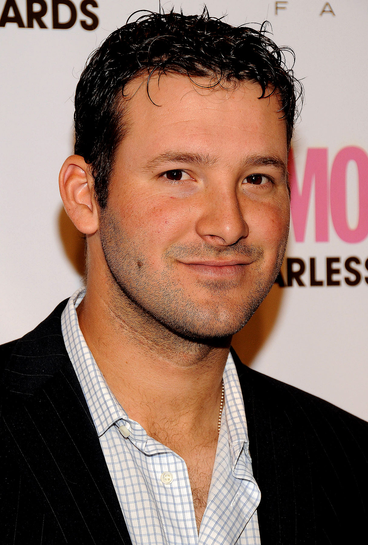 Tony Romo Is Getting Over Jessica Simpson Pretty Well