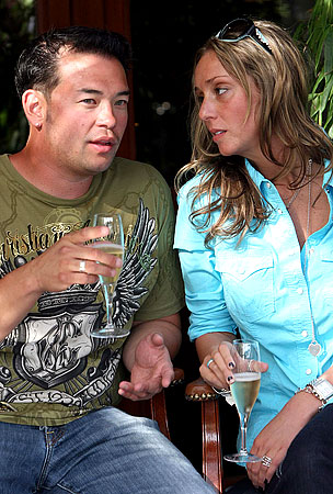 Jon Gosselin's New Girlfriend Is Sad