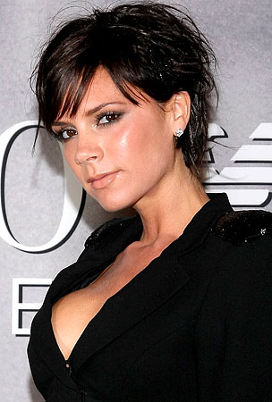 Victoria Beckham's Looking for Some Sex and the City