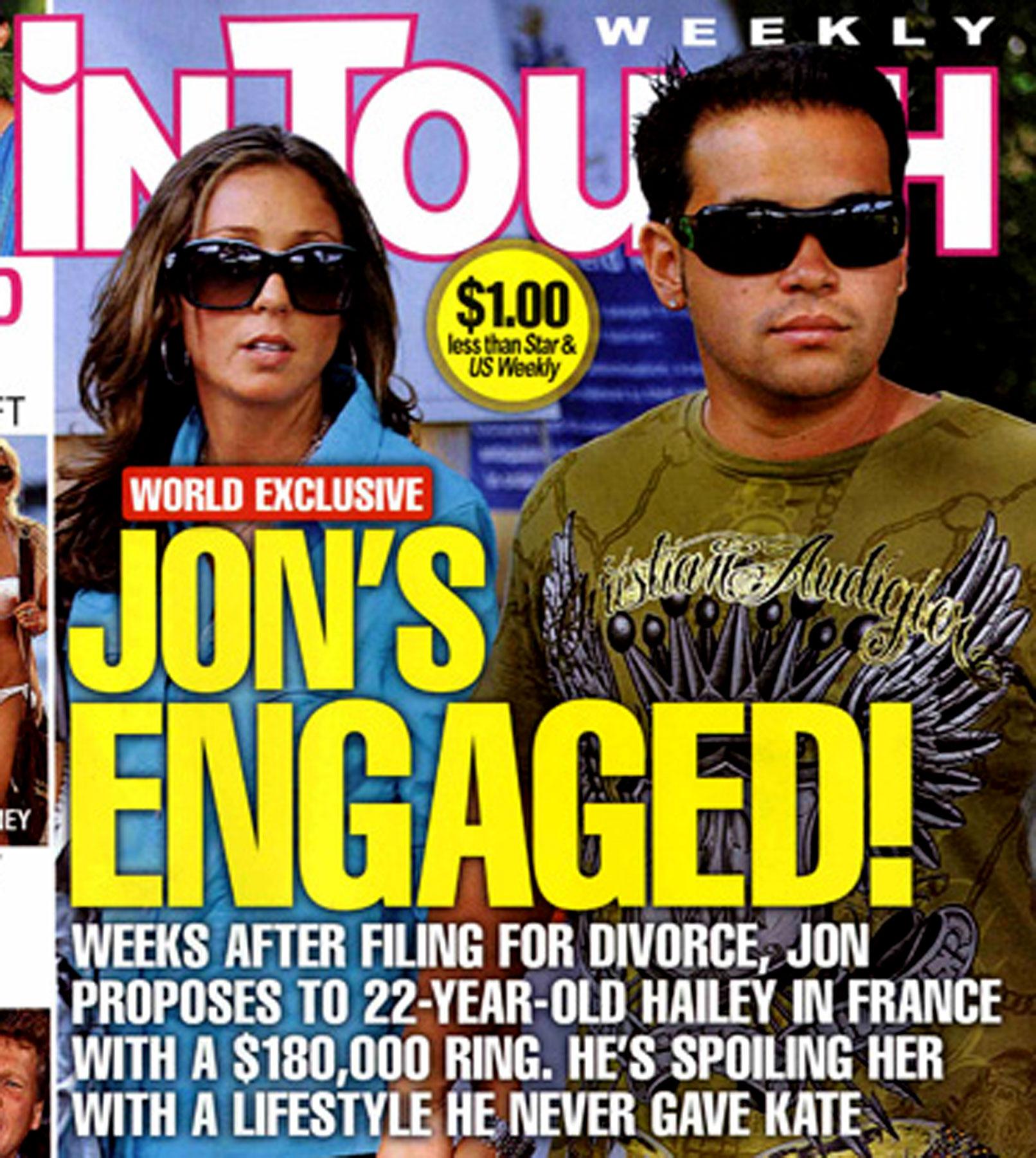 Jon Gosselin: Engaged to Hailey Glassman Already?