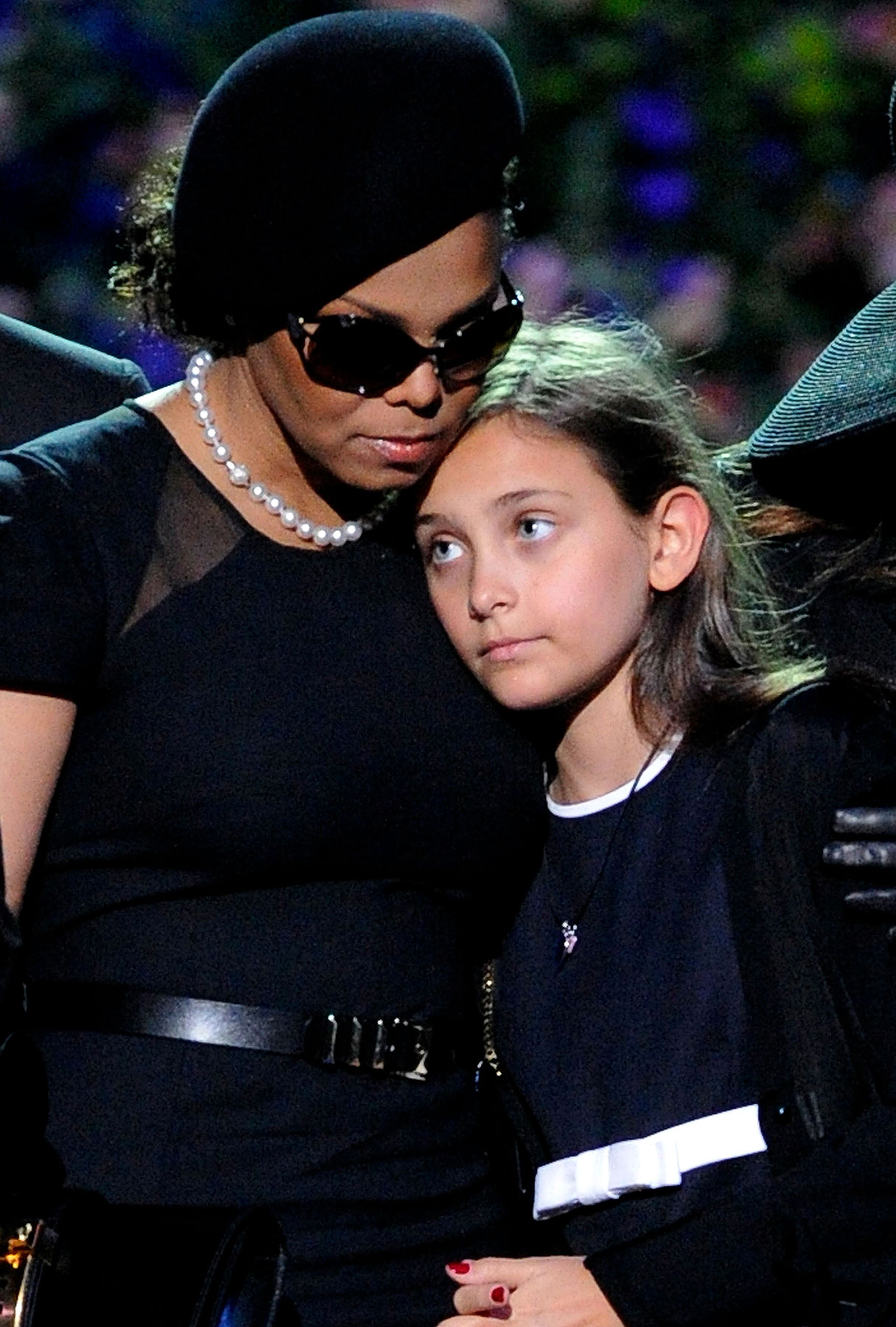 Janet Jackson Might Get Custody Of Michael's Kids