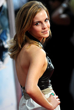 Emma Watson Is Going to Brown!
