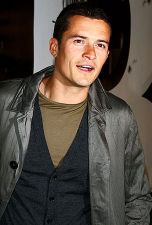 Orlando Bloom Has Been Robbed