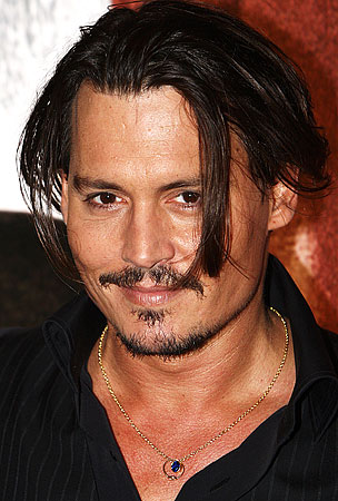 Johnny Depp Wants to Sing Like a Girl