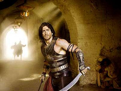 "First Look: Jake Gyllenhaal in ""Prince of Persia"""